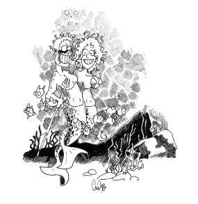 non si può cogliere un fiore senza turbare una stella (Newton)