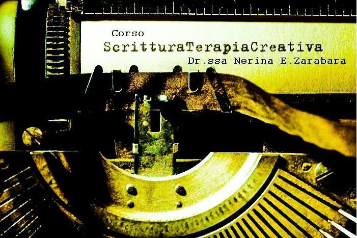 Corso di Scrittura Terapia Creativa