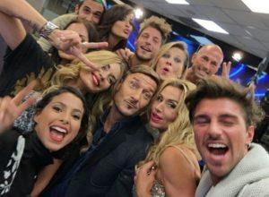Gruppo Grande Fratello fonte Social Facebook Instagram