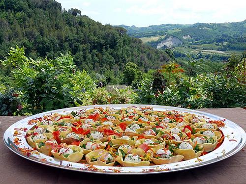 La cultura delle erbe è di casa a Casola Valsenio