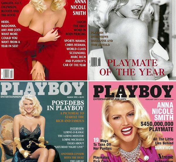 Anne Nicole Smith, una STAR nella polvere