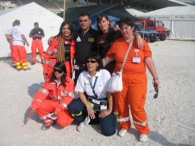Abruzzo: cinque mesi dopo, di solidarieta