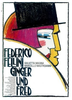 Ginger e Fred. The show must go on!