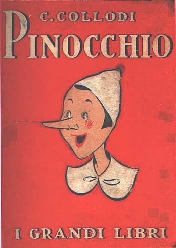 Pinocchio in casa
