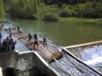 Navarra: streghe, cavalieri e tori