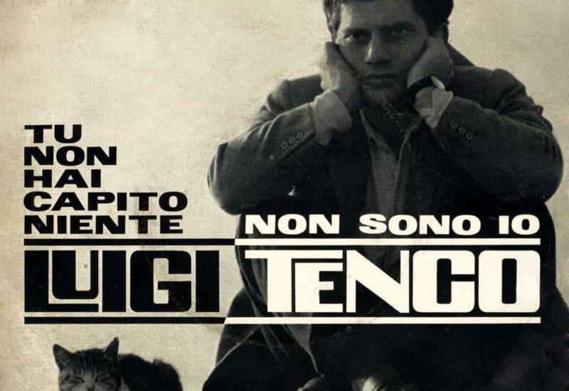 Luigi Tenco e il Festival nero
