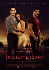 Breaking Dawn part I