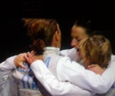 Olimpiadi 2012. Le donne d'Oro del Fioretto