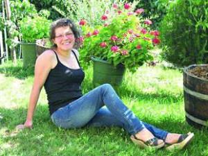 Elena Ceste com'è raffigurata nei gruppi che parlano della vicenda in Facebook.