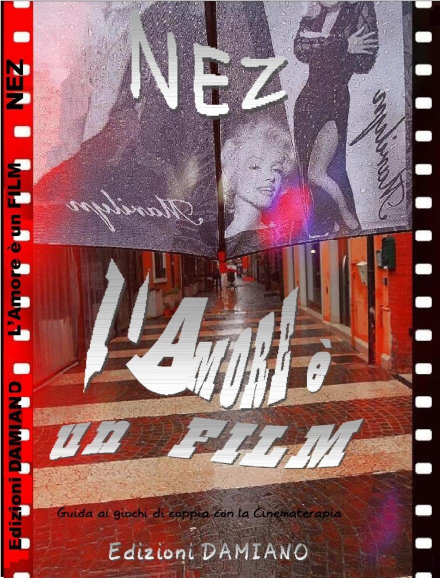 copertina libro amore film nez cinematerapia