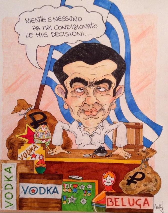 miky ghironzi tsipras capo governo greco premier