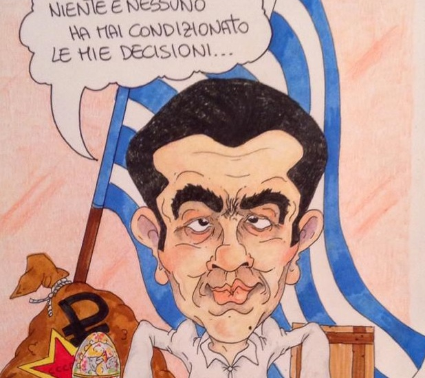Tsipras, l'uomo che non deve chiedere mai!