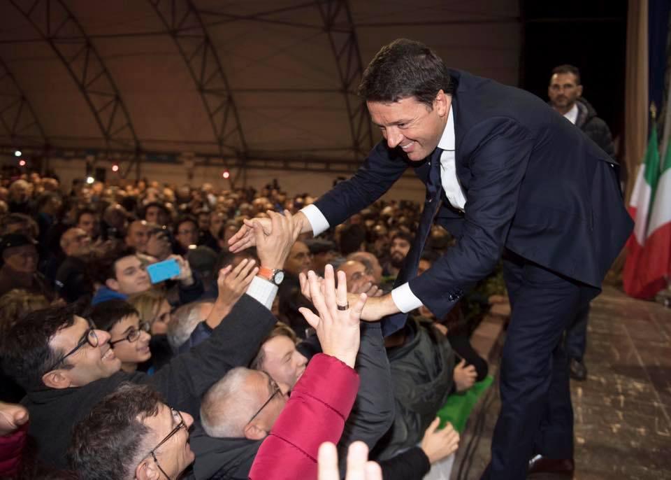 """DAL BLOG DI MATTEO RENZI : """"ABBASSO L'IRPEF SE MI RICANDIDO"""""""