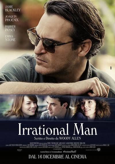 Analisi della scena di un film Irrational man