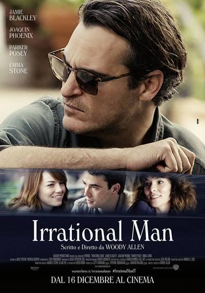 Analisi della scena di un film Irrational man