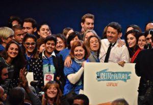 LEOPOLDA Matteo Renzi trionfo