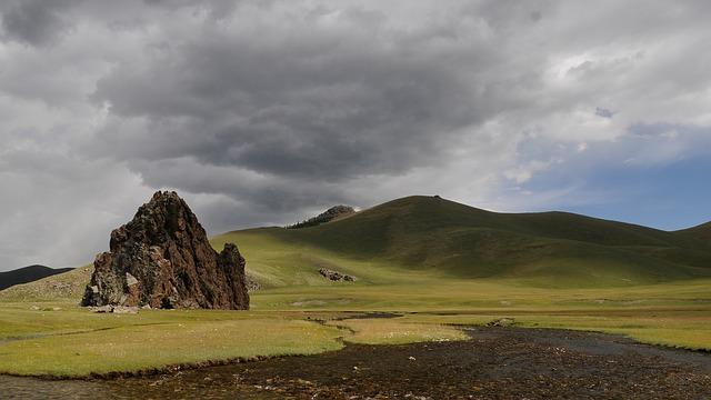 mongolia russia distesa