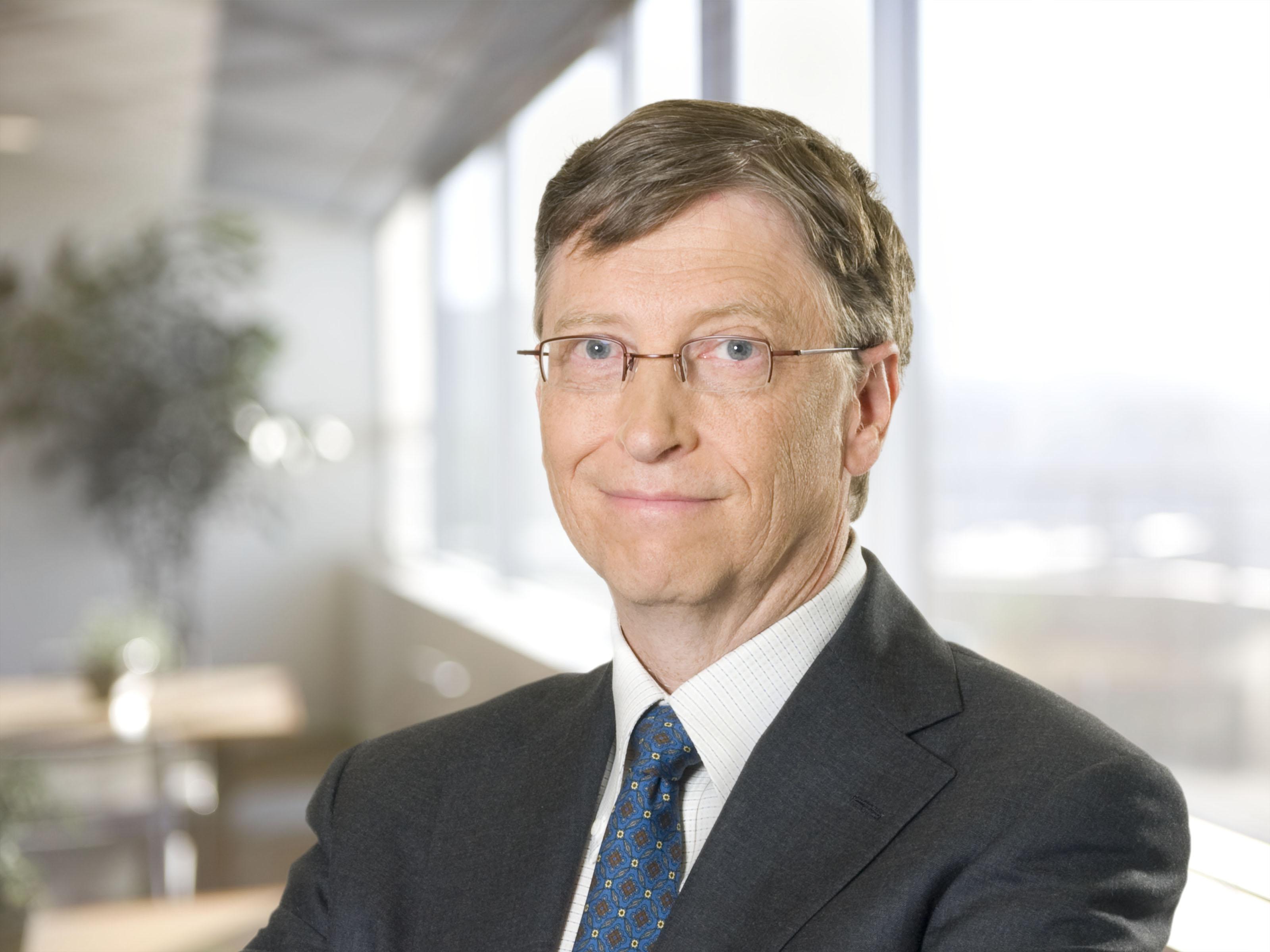 L'uomo d'oro per Forbes è Bill Gates!