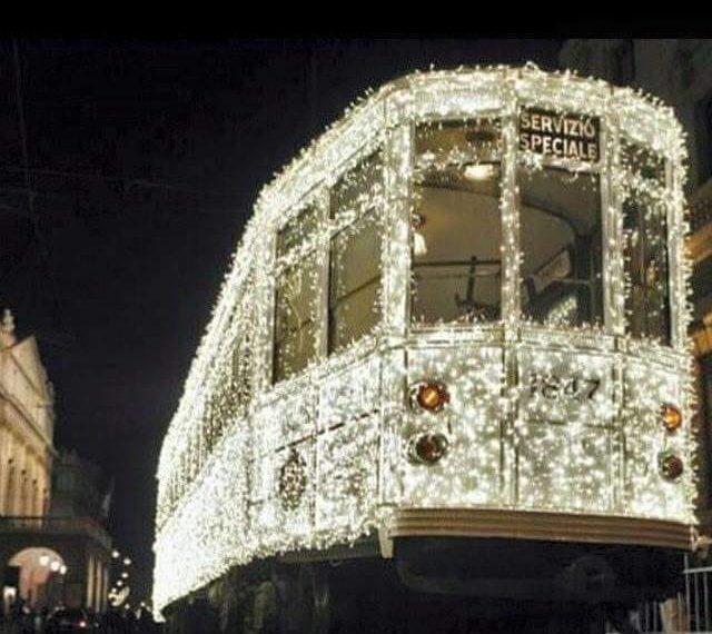 foto Sonia Spanu Treno natalizio Milano