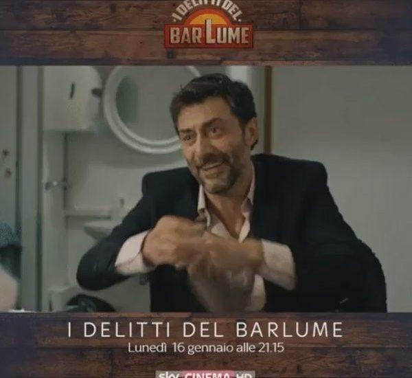 I DELITTI DEL BARLUME PER UN GRAN GIALLO TARGATO MADE IN ITALY