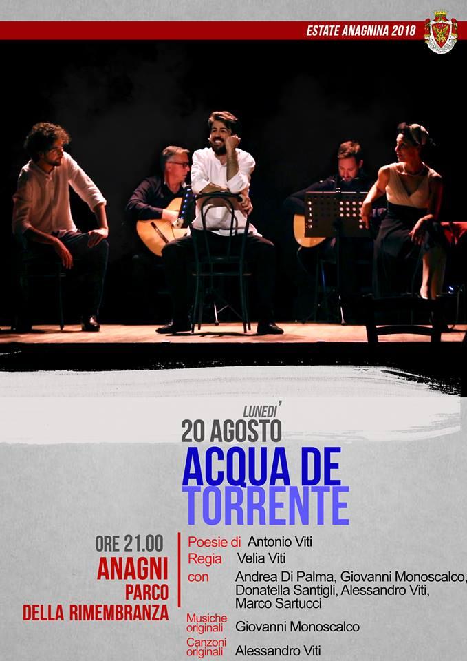 """""""ACQUA DE TORRENTE"""""""
