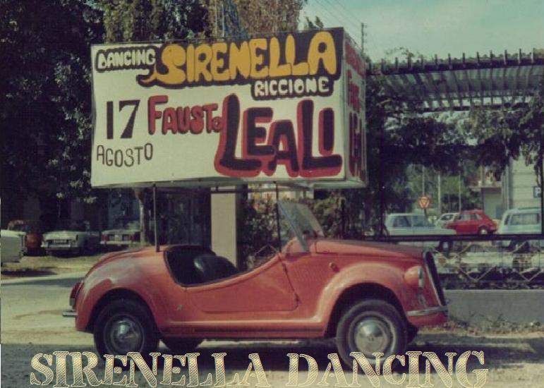 Dancing Sirenella Riccione (1951-1995)-