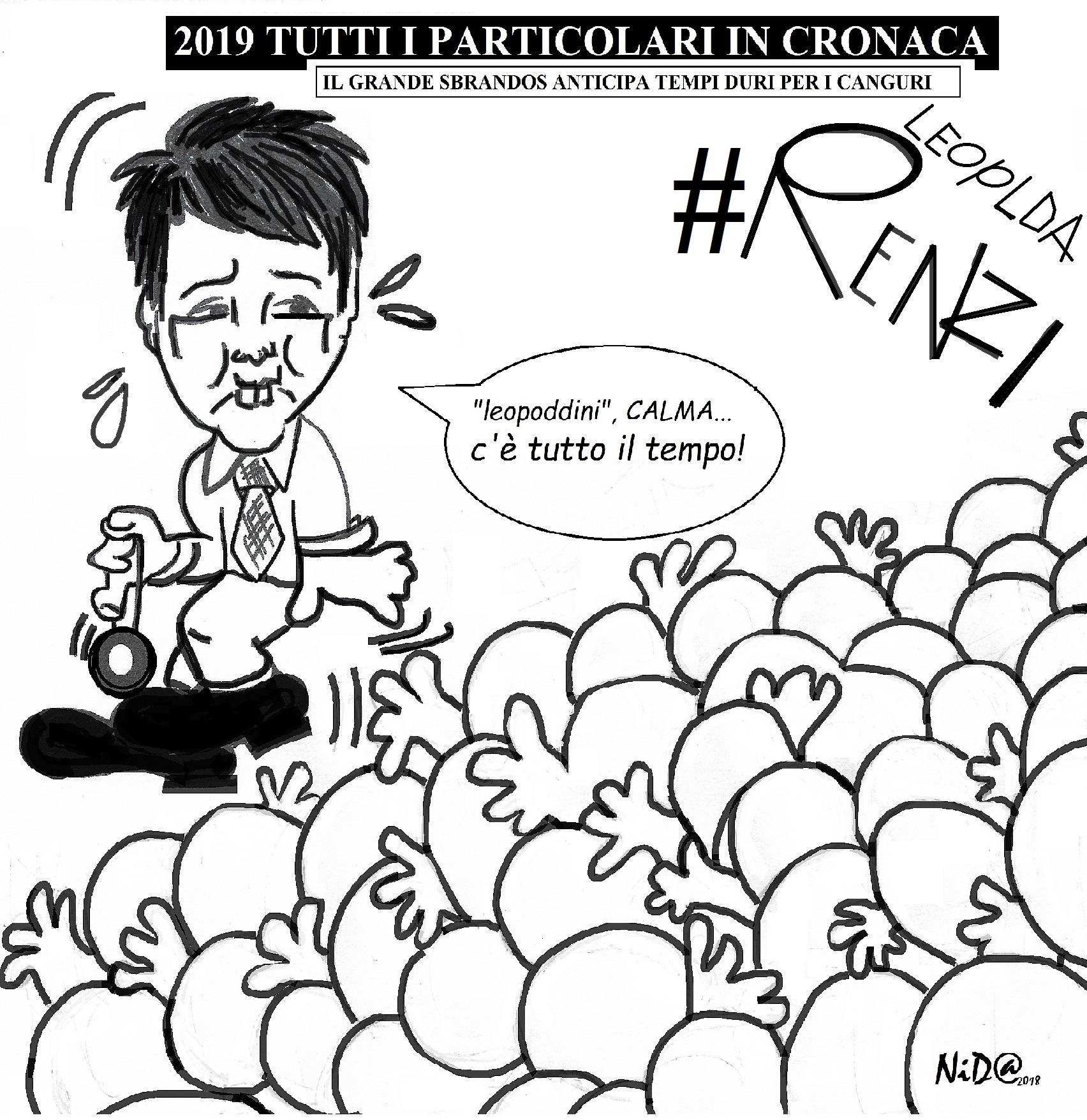 La vignetta di Ottobre by Nid@