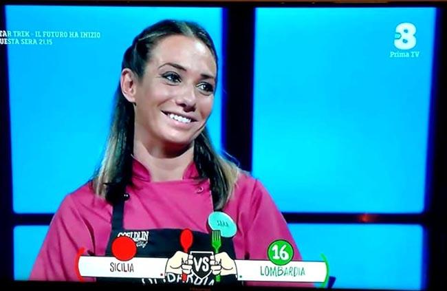 "Cuochi d'Italia e I ""Bagóss a più non póss"" di  Sara Scalfini"