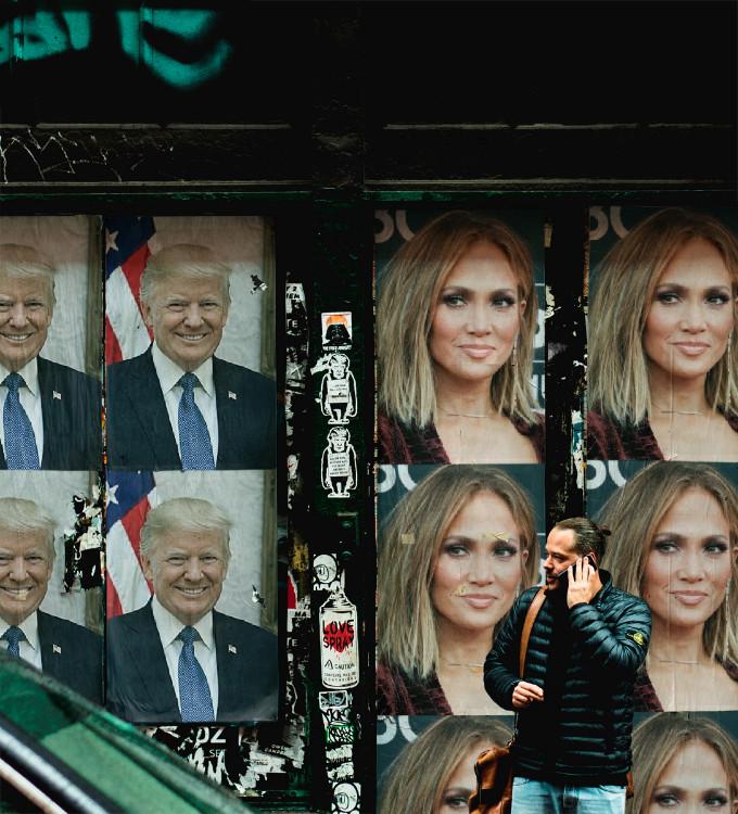 Jennifer Lopez vuole la Casa Bianca!