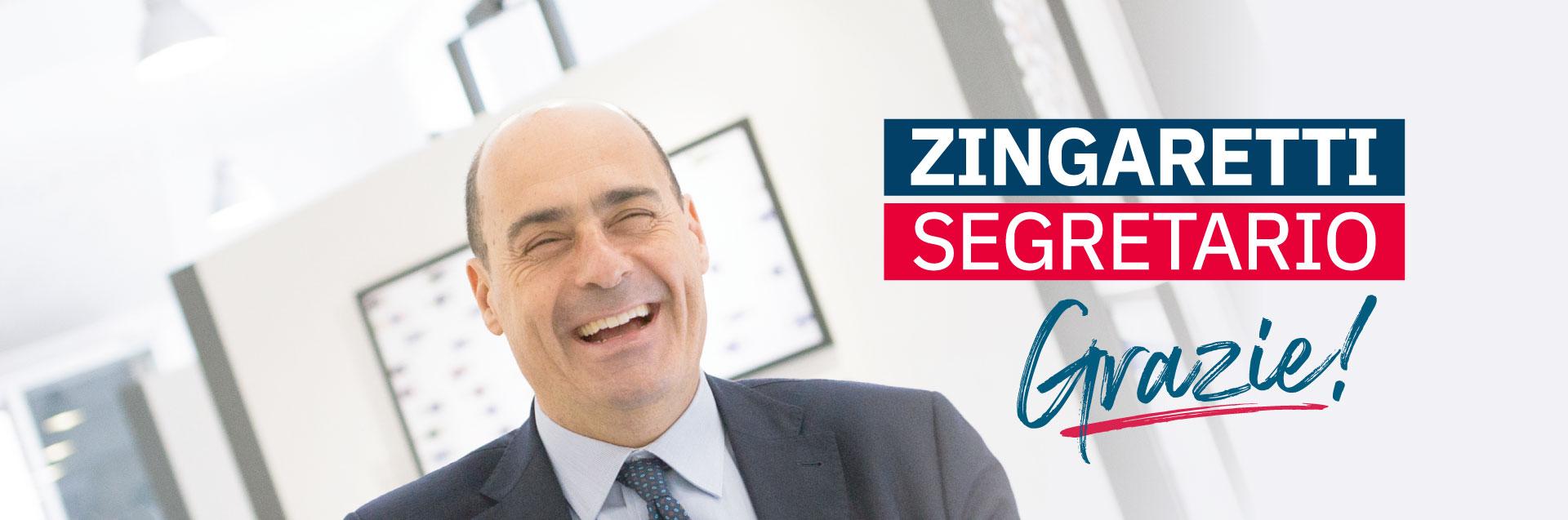 Primarie 2019. Vince Zingaretti non il Commissario Montalbano