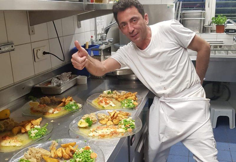 Chef & Italiani, in Europa e nel Mondo: Francesco Omar Di Cicco