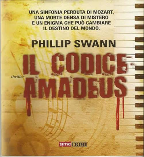 Codice Amadeus : intrighi e spy story
