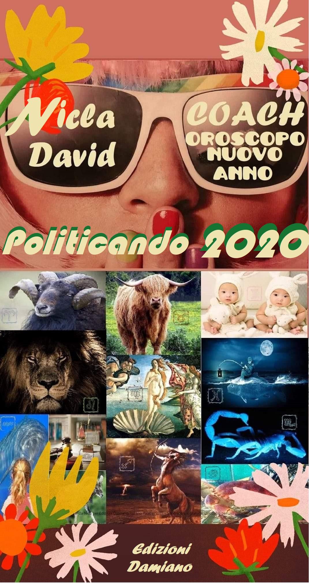 Politicando 2020 by Nicladavid