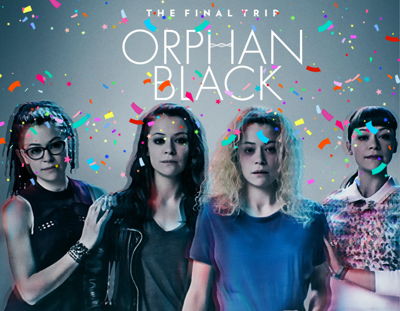 Orphan Black: Il make up di Tatiana Maslany
