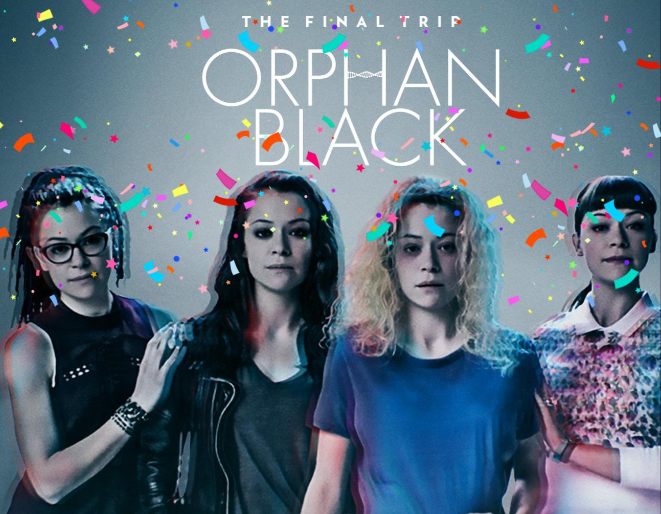 Orphan Black: Il make up di Tatiana Maslany