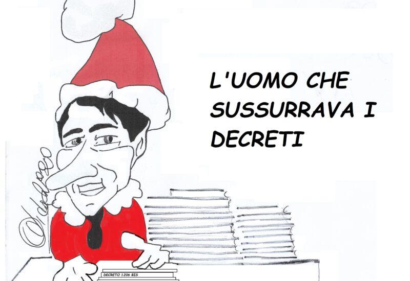 L'UOMO CHE SUSSURRAVA I DECRETI