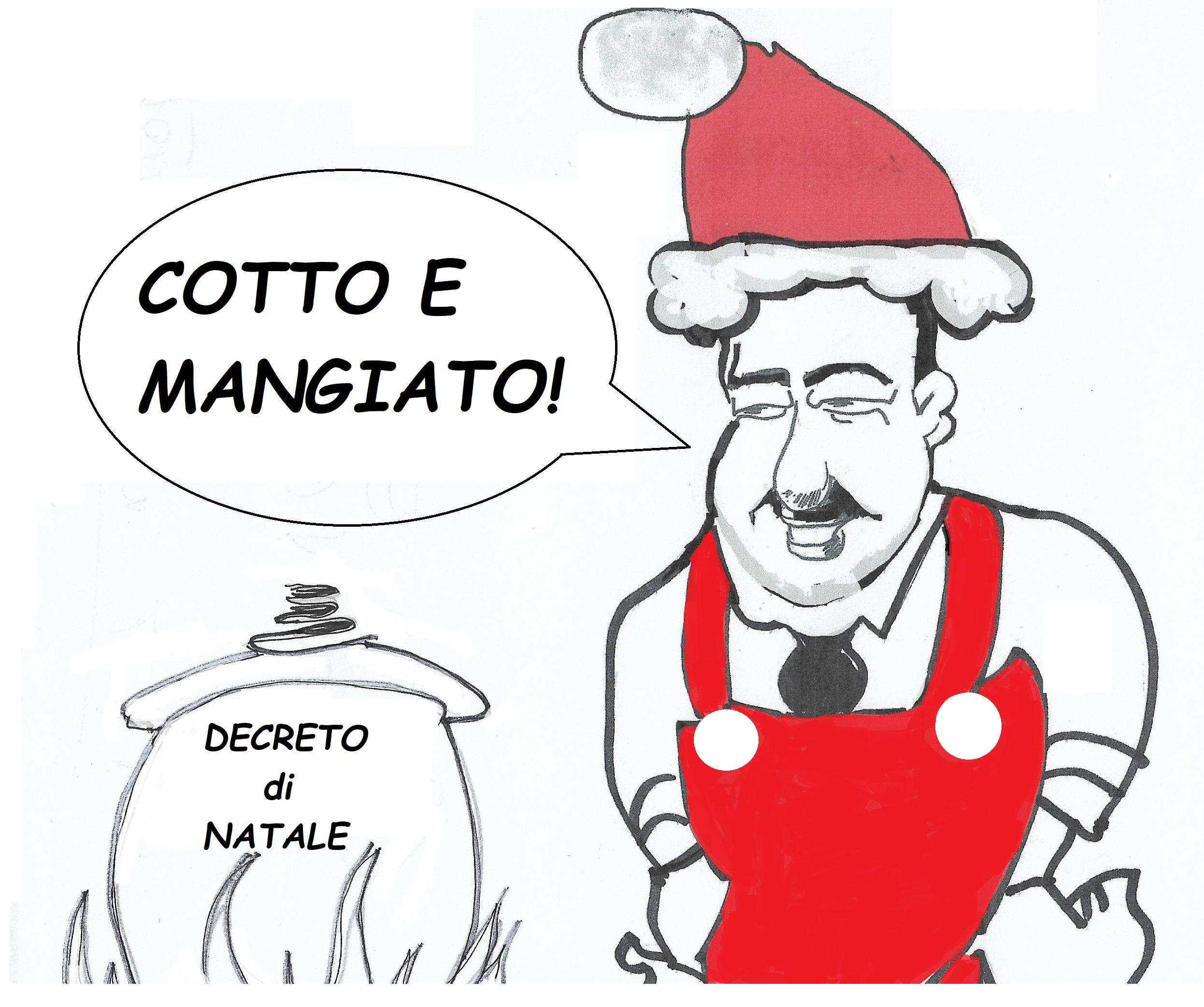 COTTO E MANGIATO!