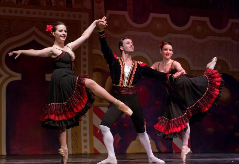 Alberto Liberatoscioli ed il mondo della danza