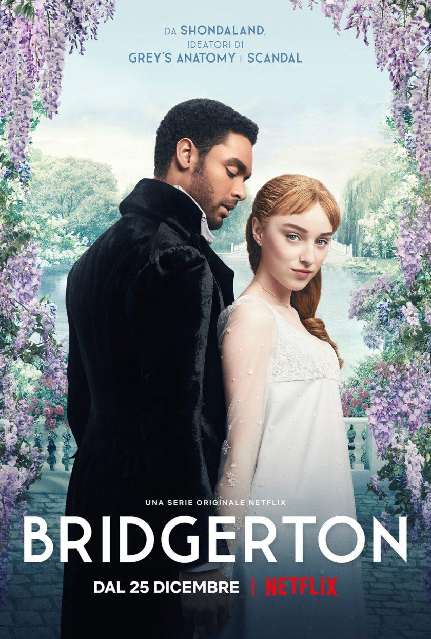 Regé-Jean Page la star di Bridgerton!