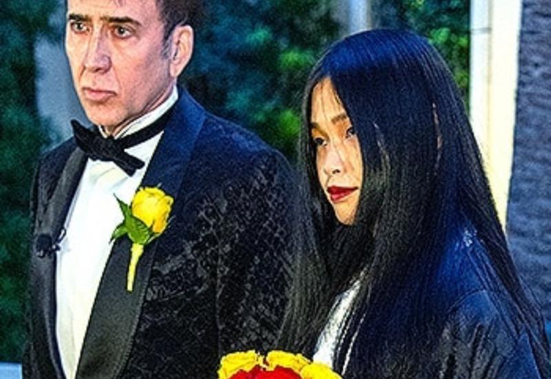 Quinto matrimonio per Nicolas Cage