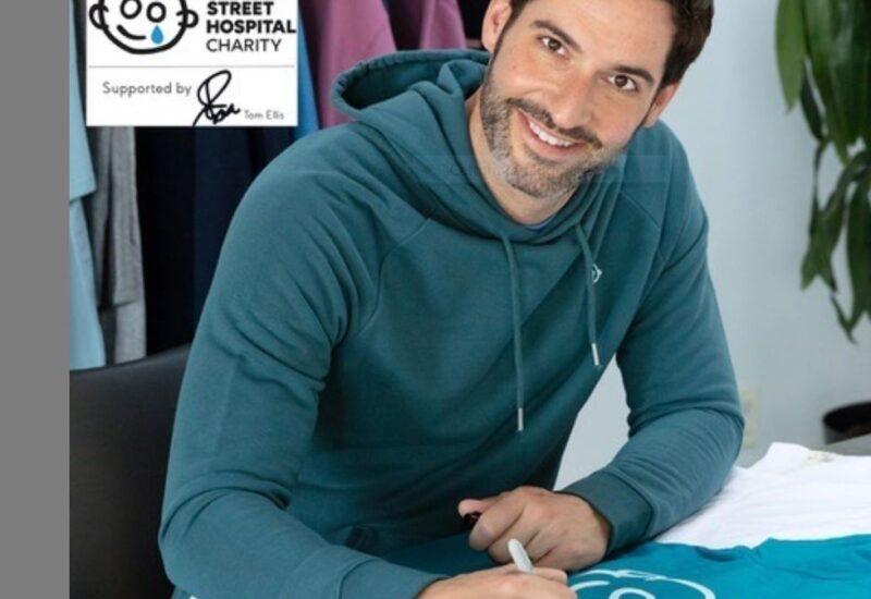 TOM ELLIS COLLECTION FOR CHILDREN CHARITY
