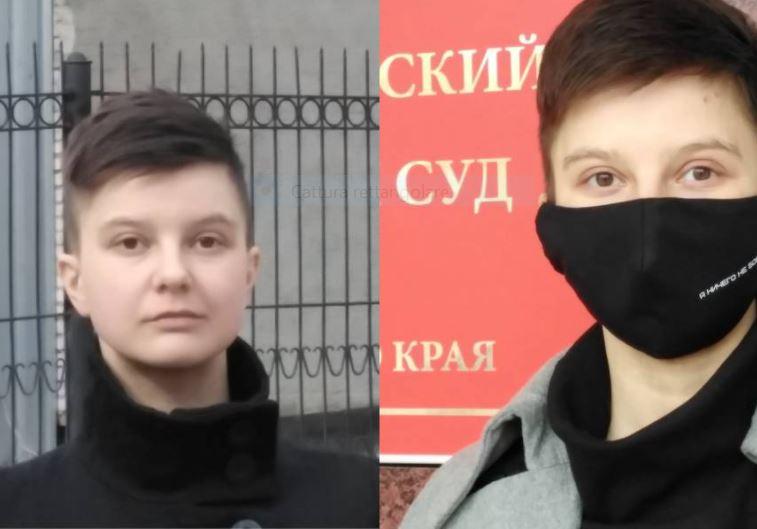 Artista russa Yulia Tsvetkova rischia il carcere!