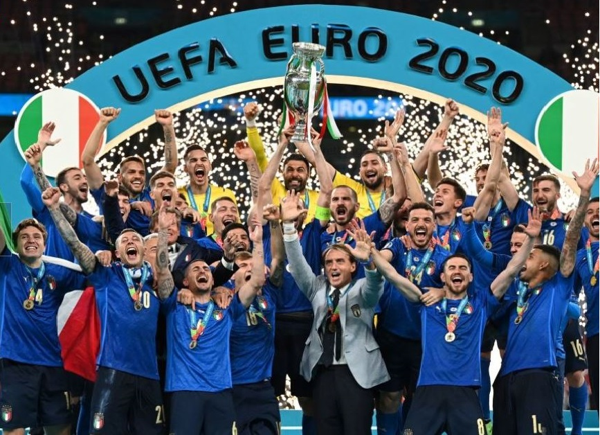 ITALIA-INGHILTERRA: VINCE IL MADE IN EUROPA