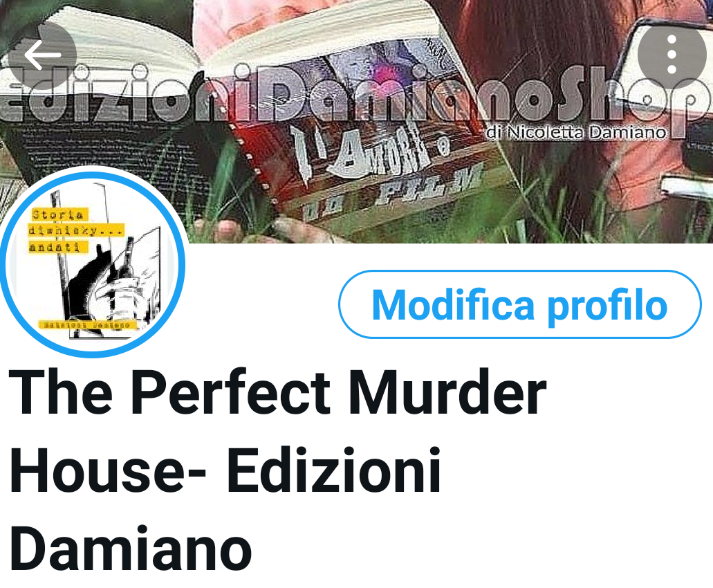 The Perfect Murder House